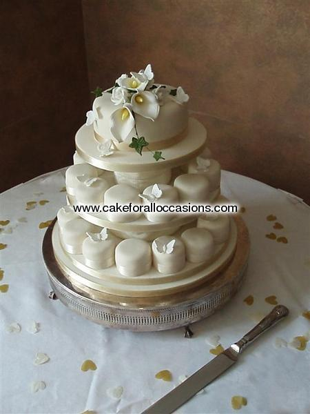 Cake Wc001 Wedding Cakes Cake Library Cake For