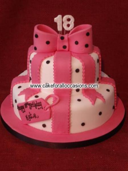 Cake L146 :: Women s Birthday Cakes :: Birthday Cakes ...